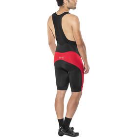 GORE WEAR C5 Bib Tights short Men black/red